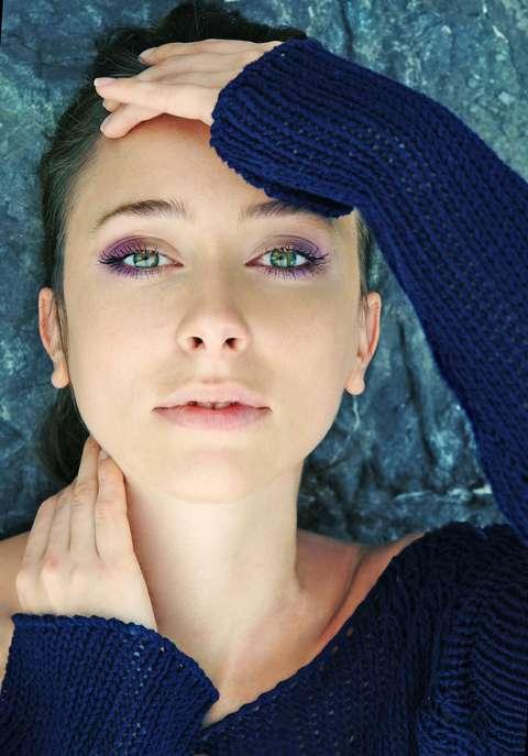 Augenbrauen vor und nach Gewichtsverlust bügeln